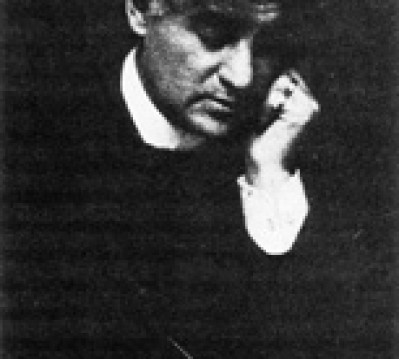 David Belasco's name was synonymous with the theatre.